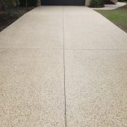 driveway cleaning, exposed aggregate
