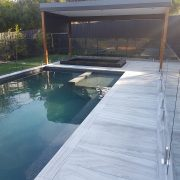pool cleaning granite