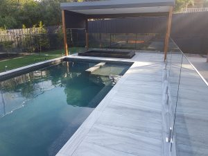 pool cleaning, natural stone, Mornington Peninsula