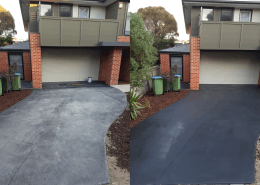 driveway cleaning colored concrete pressure cleaning business
