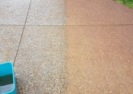 driveway cleaning exposed aggregate, pressure cleaning business